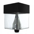 Luminaria Punta de Poste Gracux HID Aditivo Metálico 175 watts