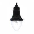 Luminaria Punta de Poste Iridio HID Aditivo Metálico 175 watts